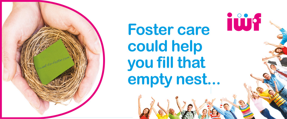 We at i-want-to-foster.com could help put you in the picture - apply today